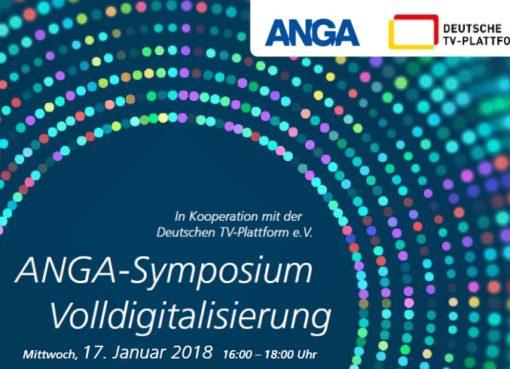 ANGA-Symposium Volldigitalisierung