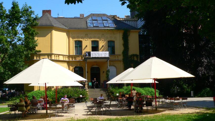 Schwartzsche Villa an der Grunewaldstraße in Steglitz