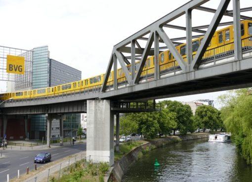 U-Bahn-Linie 2 Gleisdreieck