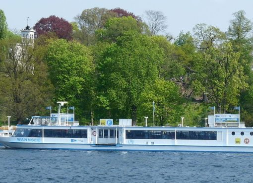 F10 Fahrgastschiff Wannsee