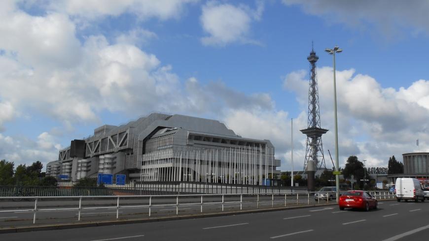 ICC Internationales Kongresszentrum Berlin