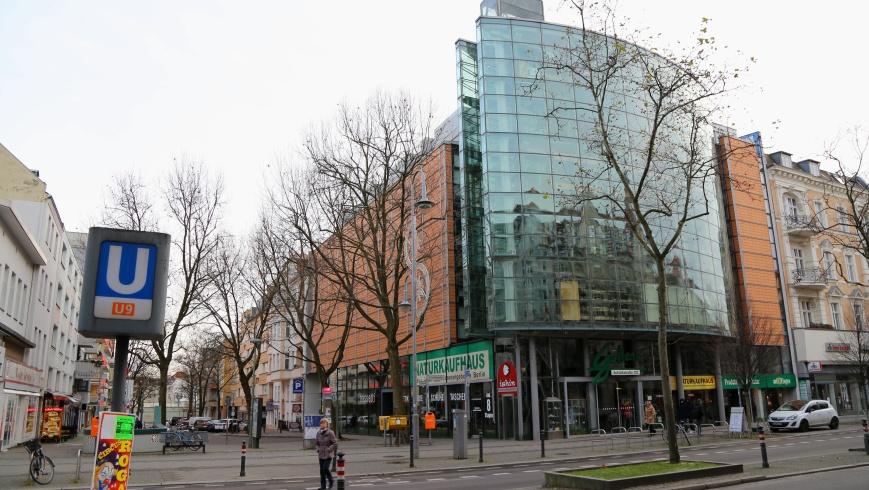 Naturkaufhaus in der Schloßstraße