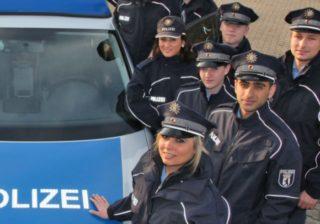Polizei Berlin öffnet Bewerberportal