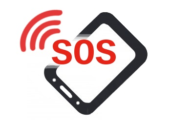 SOS-Button
