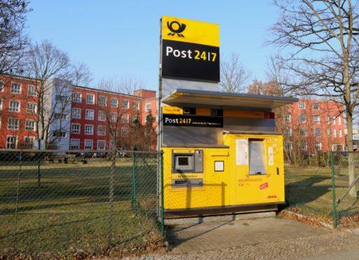 POST 24/7 in Lankwitz