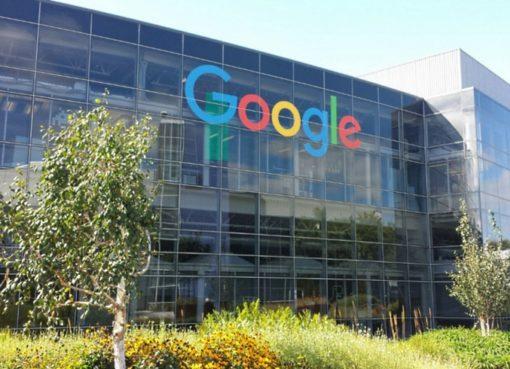 Google-Firmenzentale
