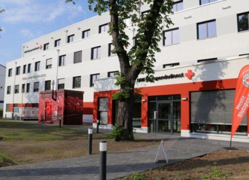 Blutspendedienst im Karl-Landsteiner-Haus