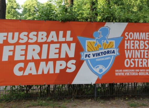 Fussball-Feriencamps 2018