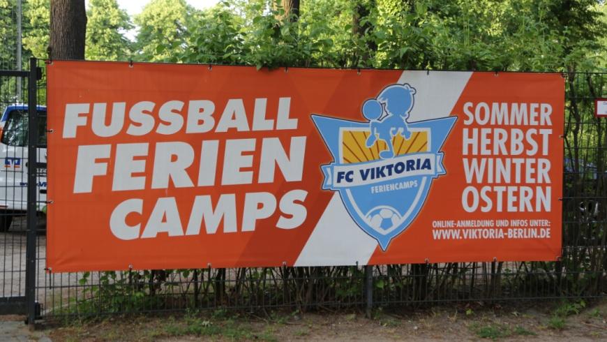 Fussball-Feriencamps 2018