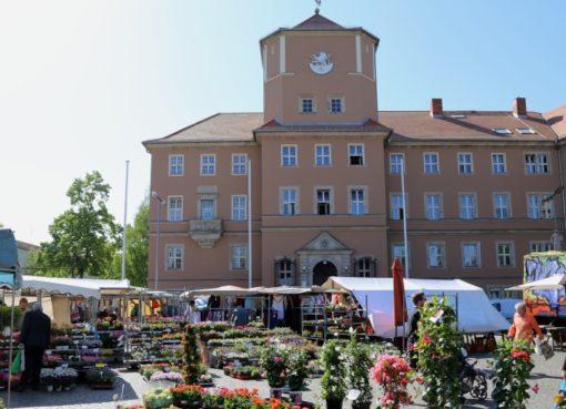 Wochenmarkt Lankwitz