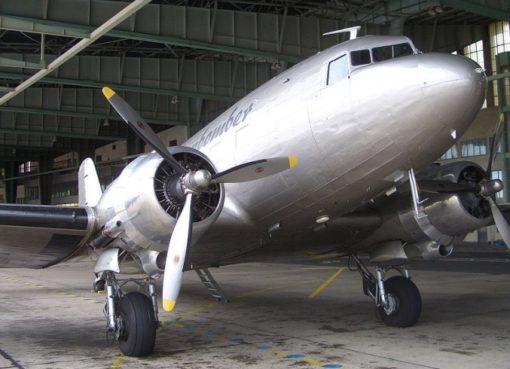 Rosinenbomber C-47