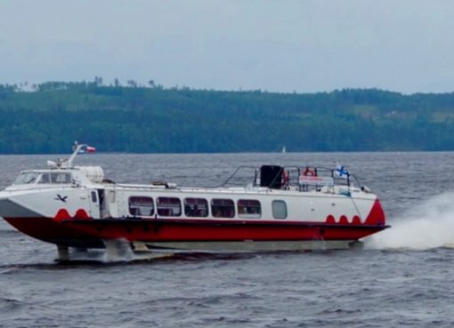 Tragflügelboot als Havelfähre?