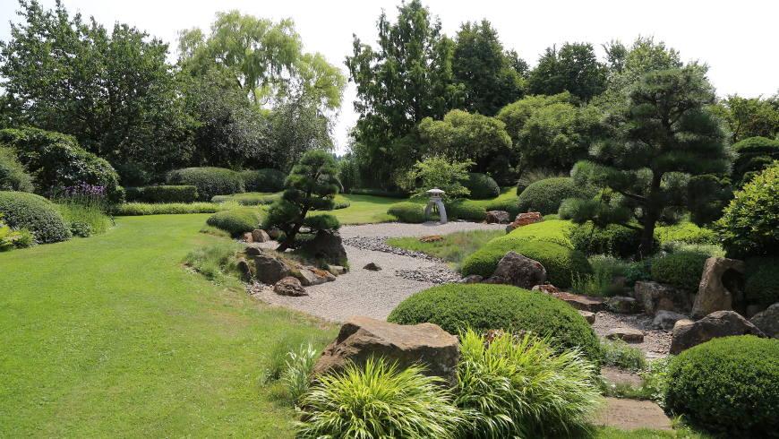 Japanischer Garten - Foto: © sceene.berlin