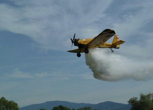 Löschflugzeug