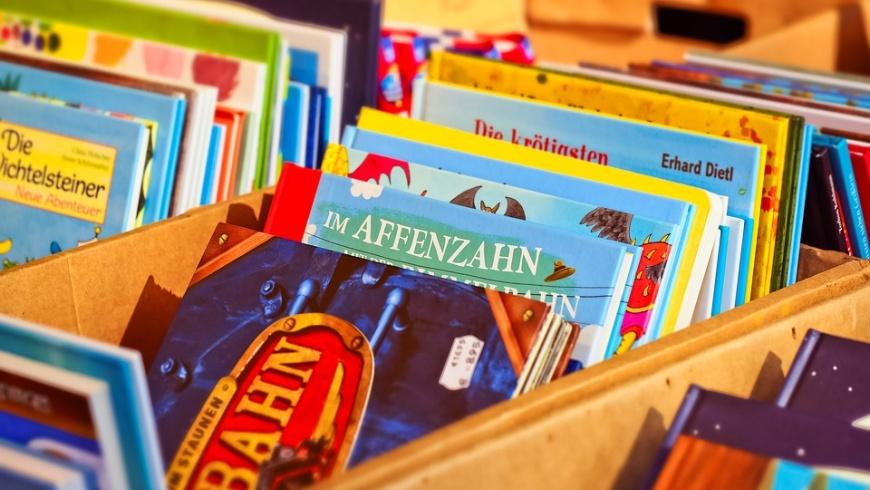Kinderbuchkiste