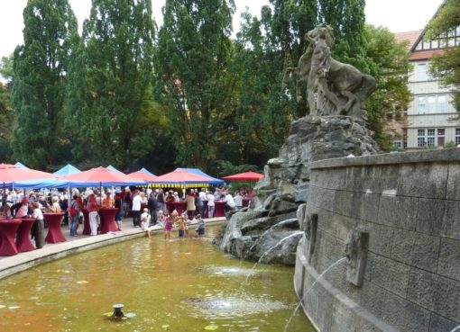 Sommerfest Rüdesheimer Platz