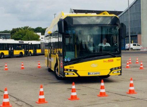 1. European Busdriver Championship in Weißensee