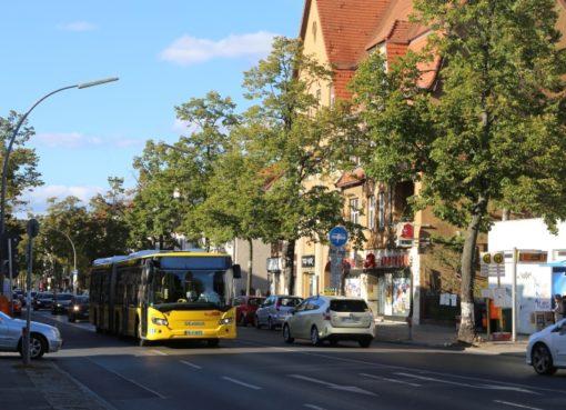 Leonorenstraße in Lankwitz