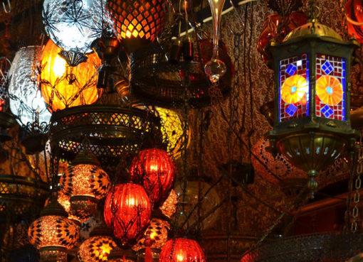 Orientalische Lampen