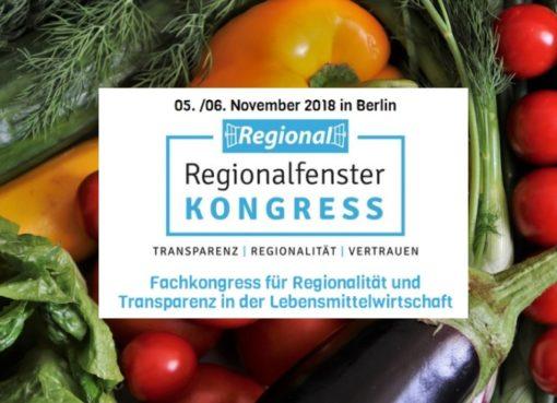 Fachkongress für Regionalität