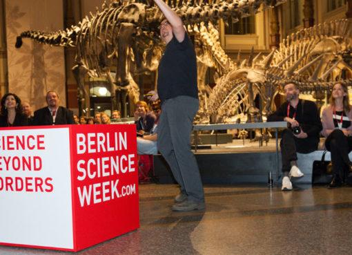 """""""Beyond Borders"""" Science Week Berlin 2018"""
