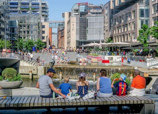 Oslo Umwelthauptstadt 2019