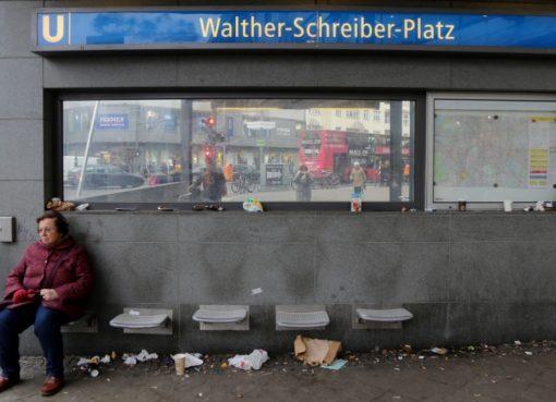 DReck-Ecke Walther-Schreiber-Platz