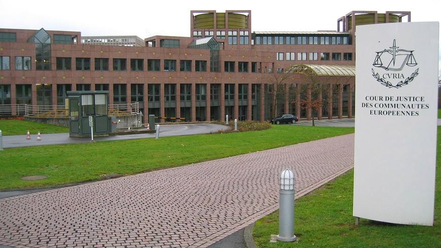 Sitz des Europäischen Gerichtshofes (EuGH)