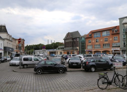 Kranold: Autoabstellplatz