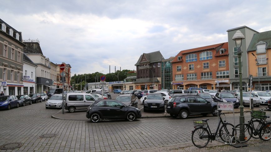 Kranold: Autoabstellplatz