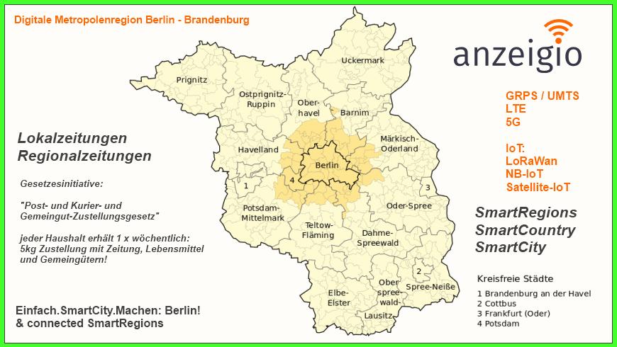 Digitale Metropolenregion Berlin-Brandenburg