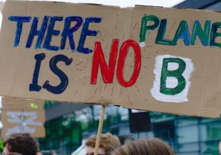There is no Planet B