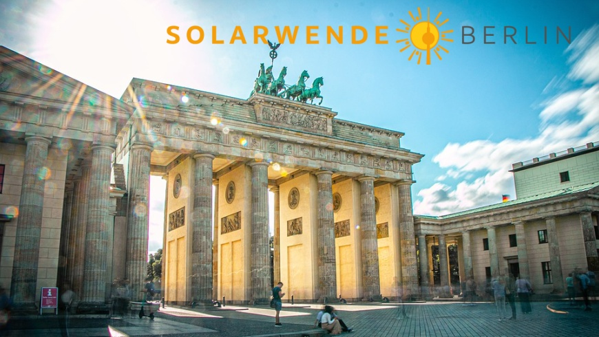 Masterplan Solarcity für Berlin