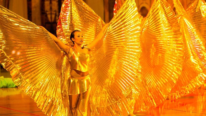 BERLIN TATTOO Internationale Musikparade