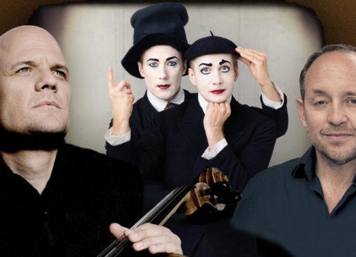 CELLO-CINEMA mit Bodecker & Neander | Runge & Ammon