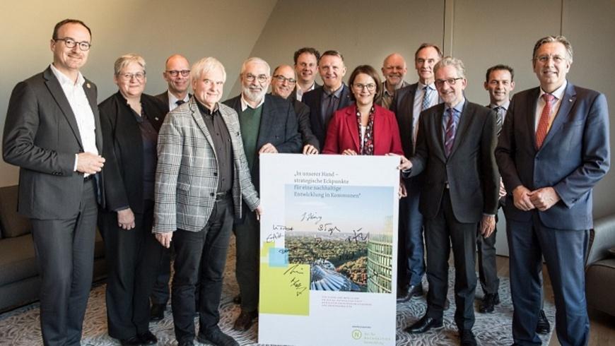 RNE Oberbürgermeister-Treffen