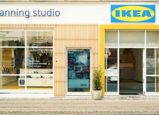 IKEA Planungsstudio in Kopenhagen