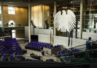 Deutscher Bundestag: Plenarsaal
