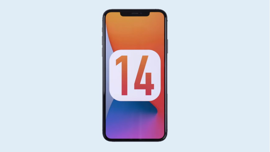 Apple iOS14