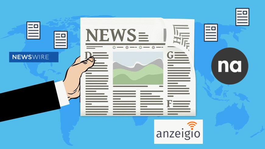 Newsroom-Verarbeitung in der Redaktion