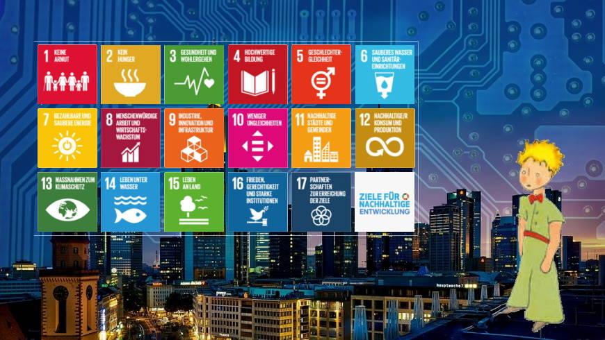 17 UN-Nachhaltigkeitsziele