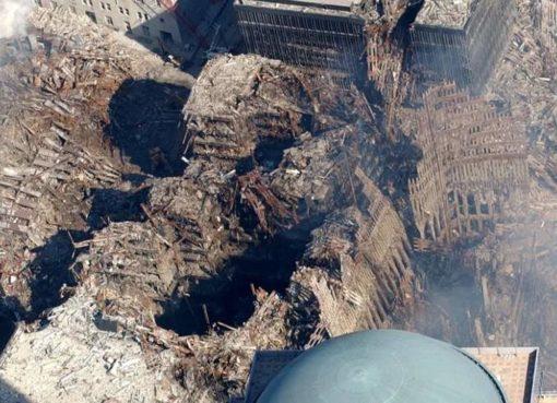 Ground Zero in New York