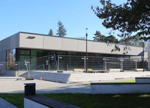 Sporthalle der Grundschule am Karpfenteich